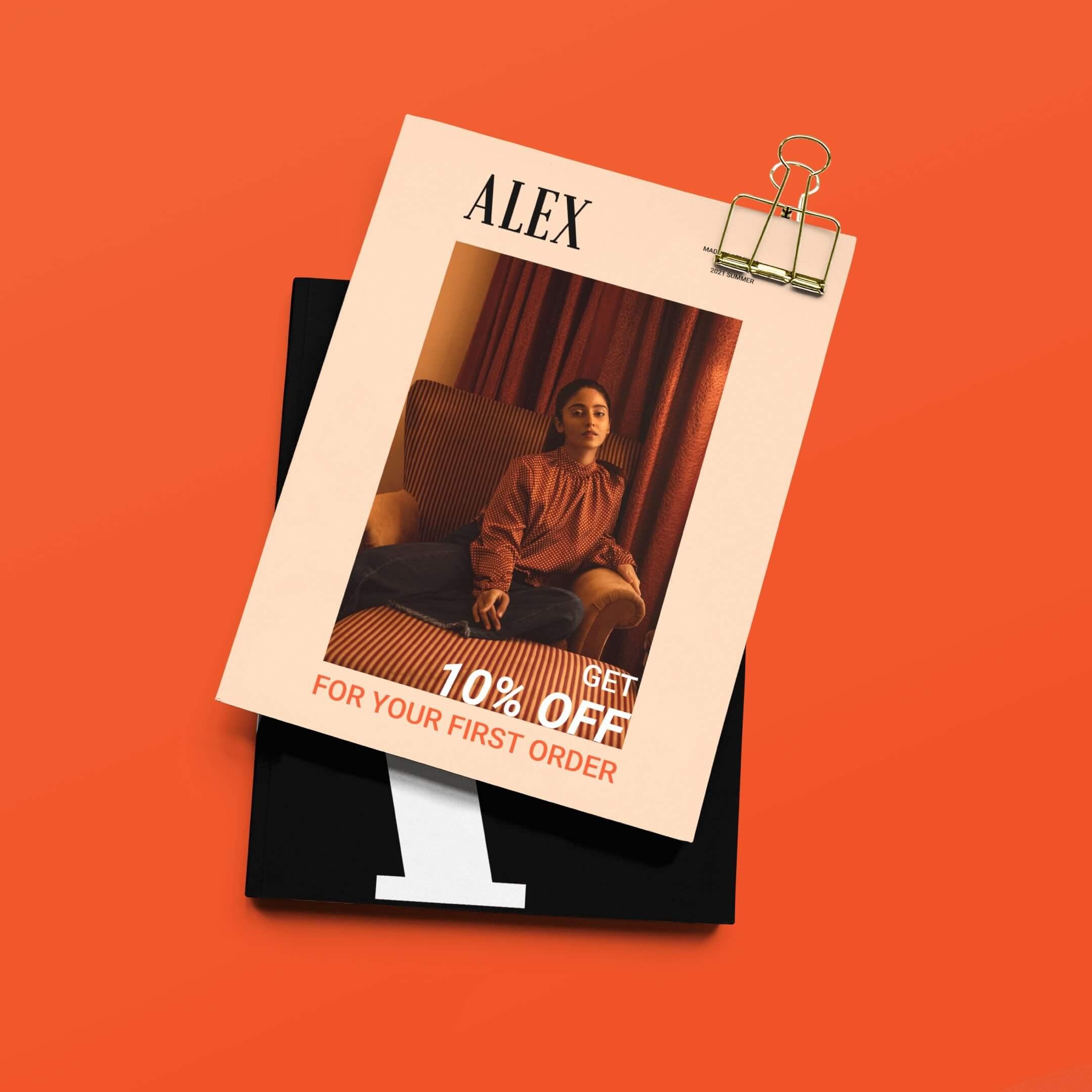 Alex Retail Store