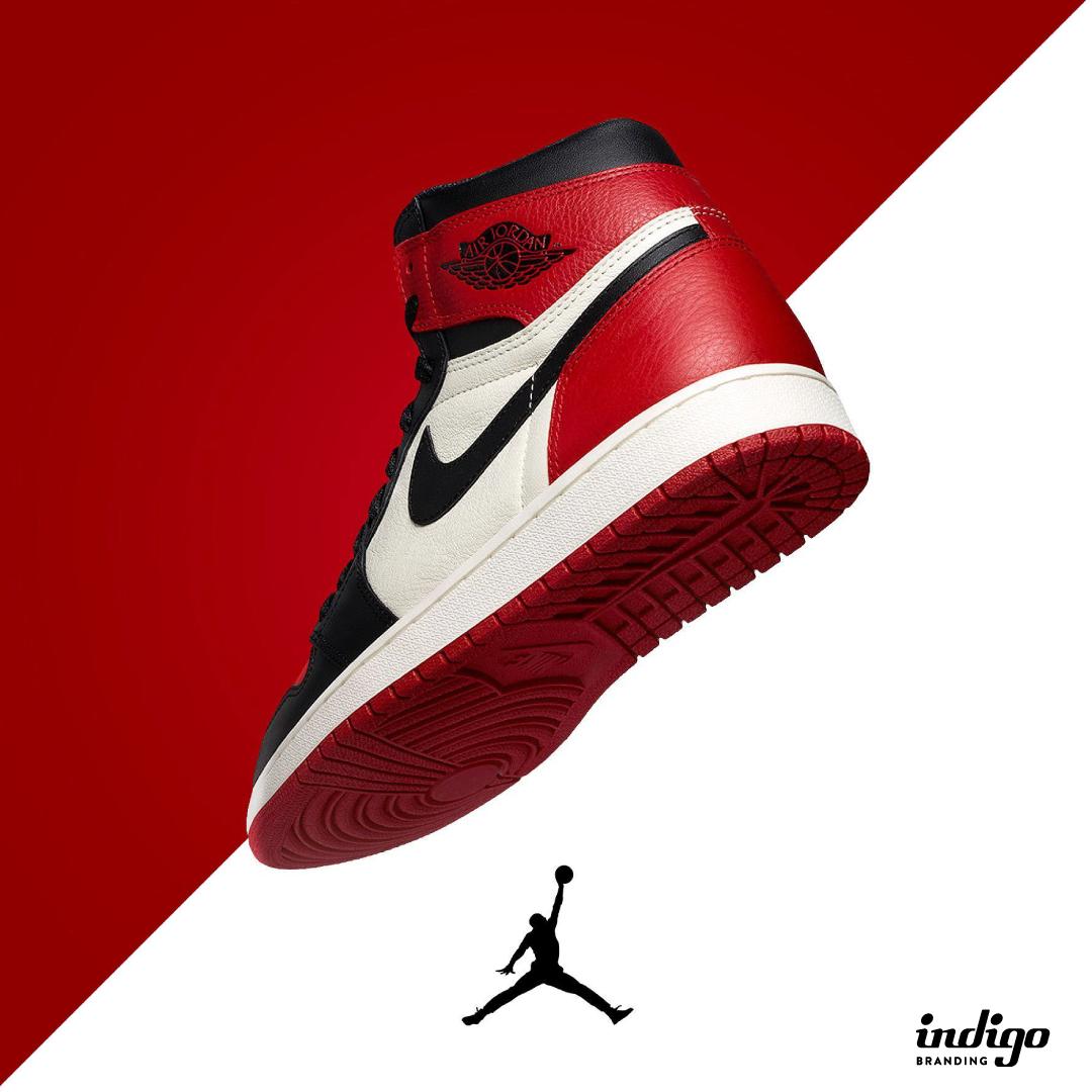История создания Air Jordans от Nike